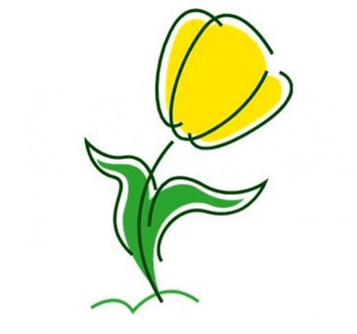 520x487 Tulip Clip Art Images Free Clipart