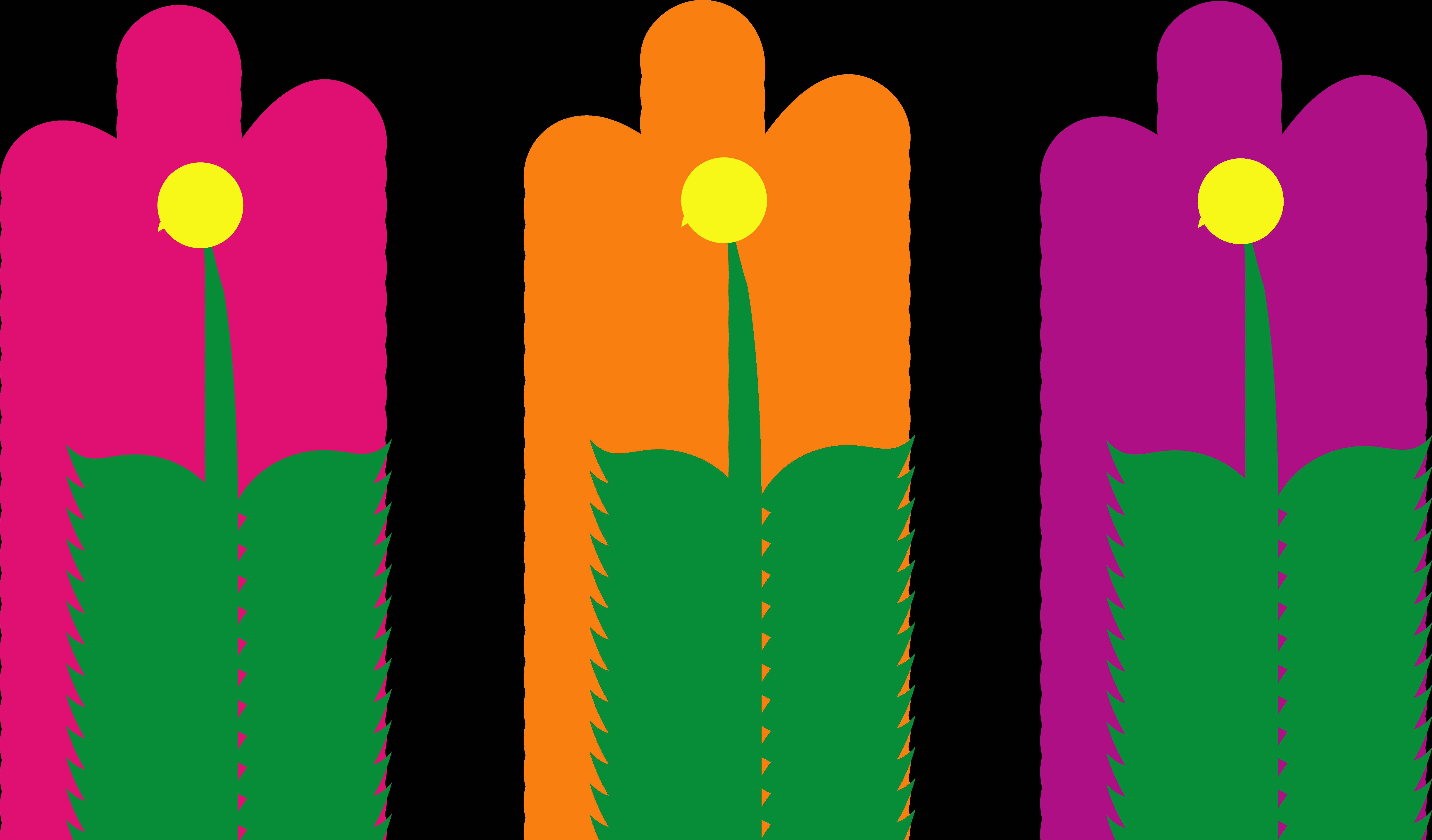 7747x4545 Tulip Flower Clip Art