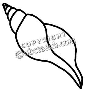 300x300 Clip Art Seashells Tulip Clipart Panda