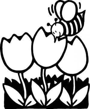 300x363 Scenery Clipart Tulip