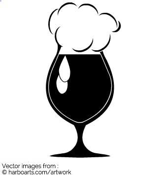 335x355 Download Black Tulip Glass