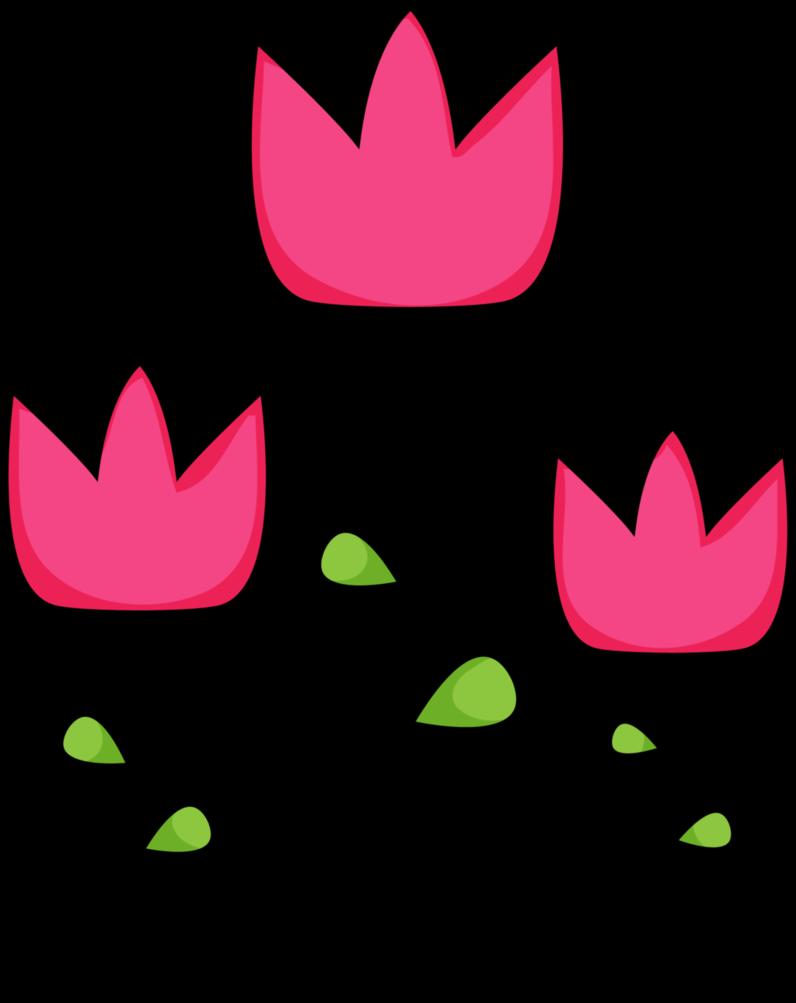796x1003 Pink Tulip Clipart 5