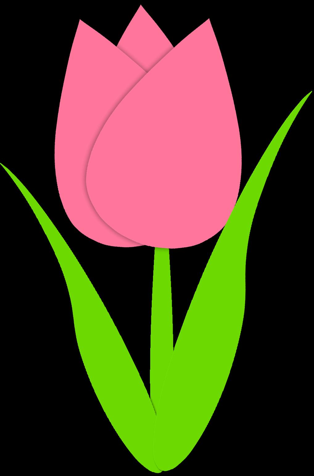 1018x1539 Tulip Clip Art