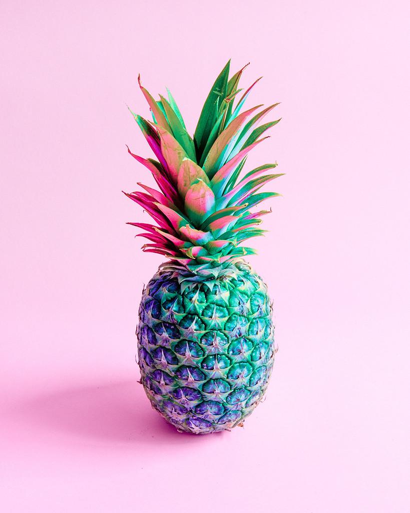 819x1024 Magic Pineapple June, Printing Process And Fine Art Prints