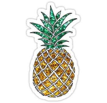 375x360 Pineapple