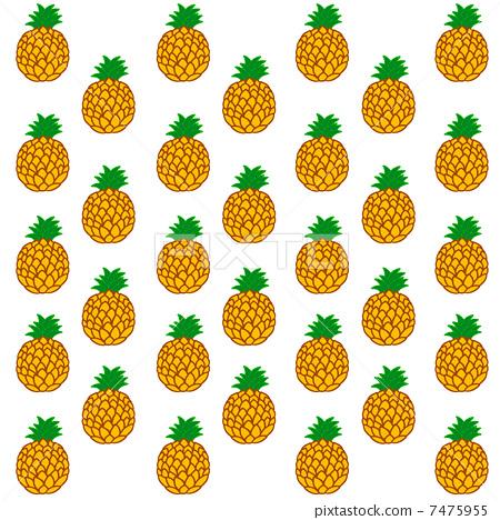 450x468 Pineapple Background Tumblr Clipart Panda