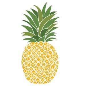 300x300 Best Pineapple Clipart Ideas Pineapple Vector