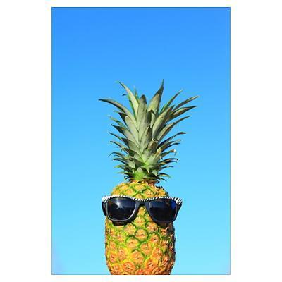 400x400 Pineapple Wearing Sunglasses Tumblr
