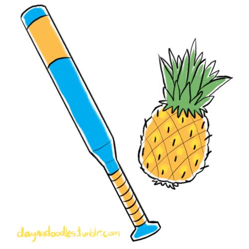 500x500 Randall The Pineapple Tumblr