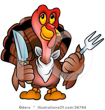 Turkey Bird Clipart
