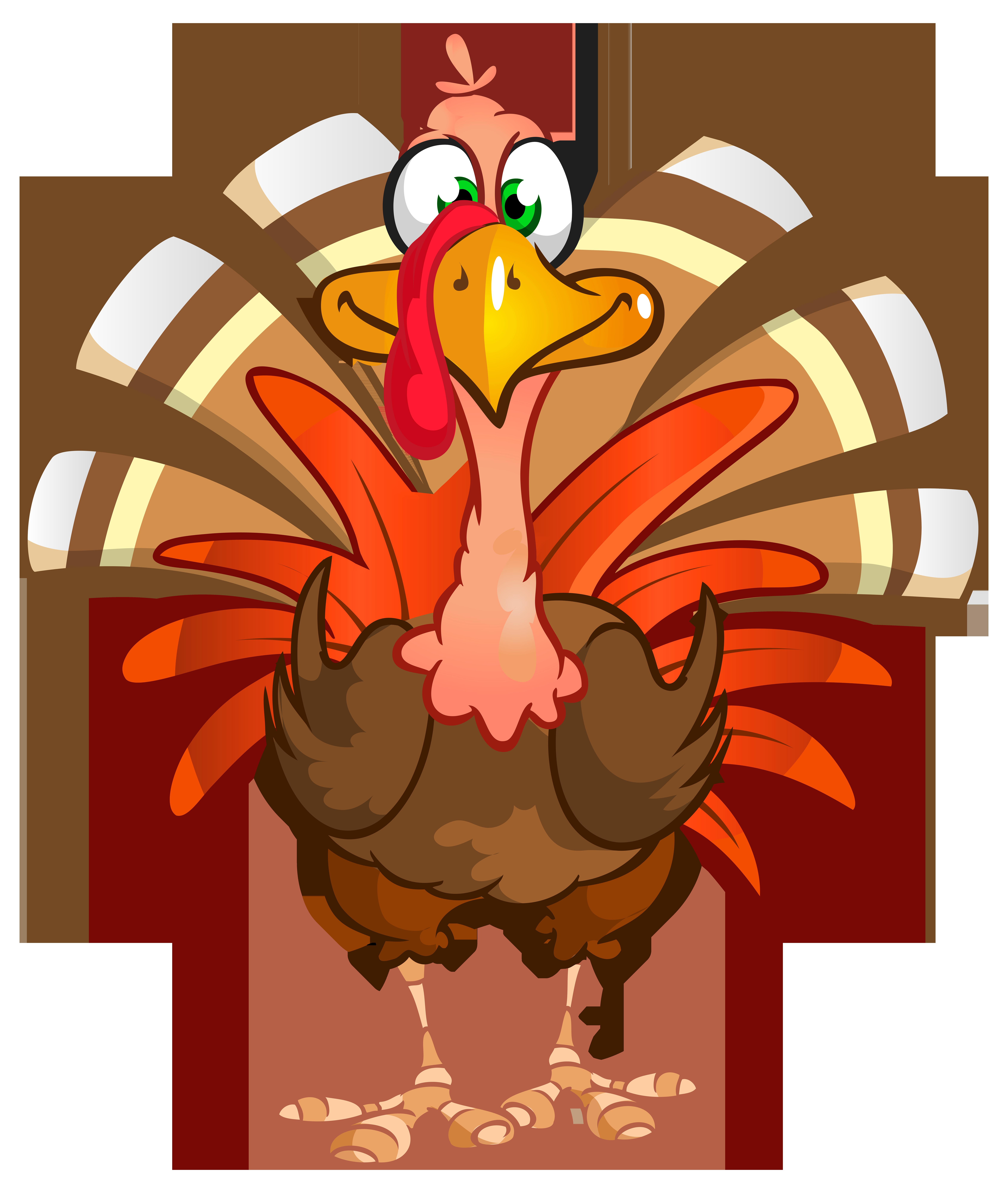 6761x8000 Thanksgiving Turkey Transparent Png Clip Art Imageu200b Gallery