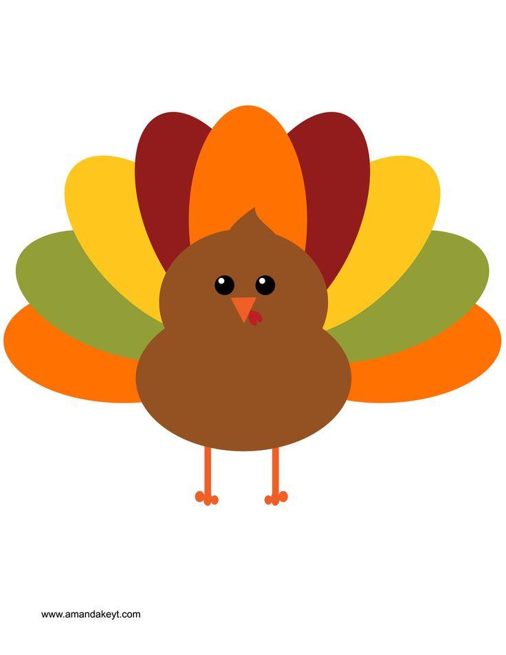 Turkey Clipart Image