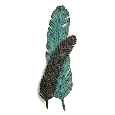 400x400 Feather Wall Decor Wayfair.ca