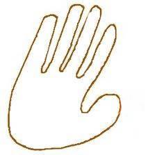 213x223 Handprint Turkey