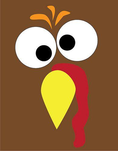 390x500 Best Turkey Template Ideas Fall Crafts