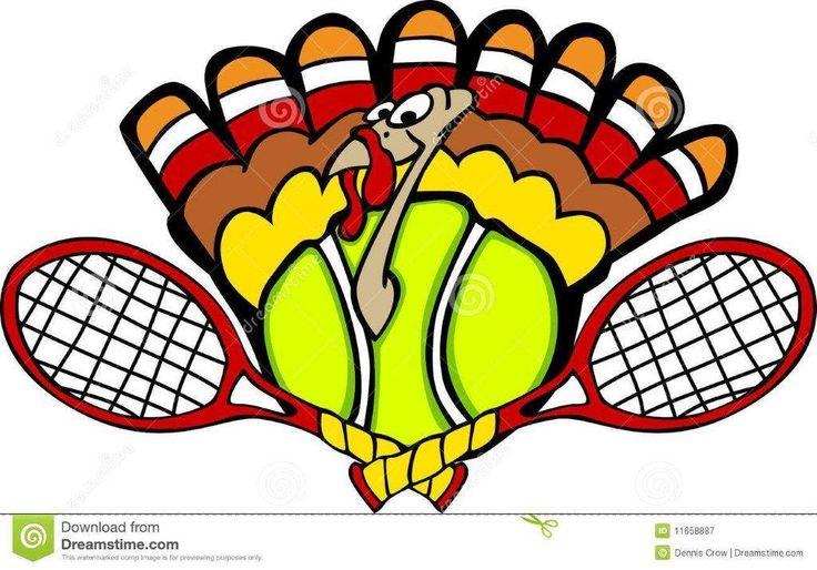 736x514 Tennis Turkey'S! Thanksgiving Tennis