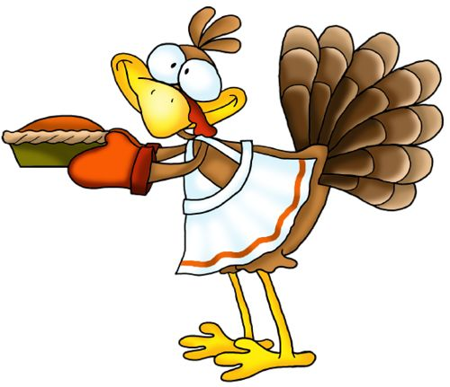 Turkeys Clipart
