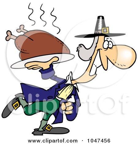 450x470 Royalty Free (Rf) Clip Art Illustration Of A Mad Cartoon Turkey