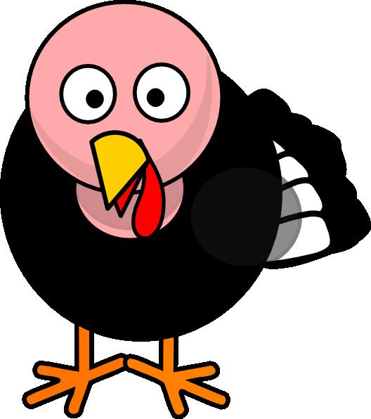 528x596 Turkey Clip Art