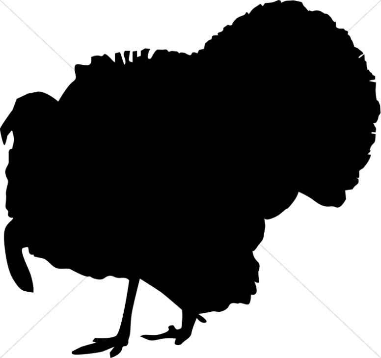 776x729 Turkey Silhouette Clip Art 101 Clip Art