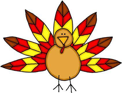 422x323 Turkey Feather Clip Art 3 2