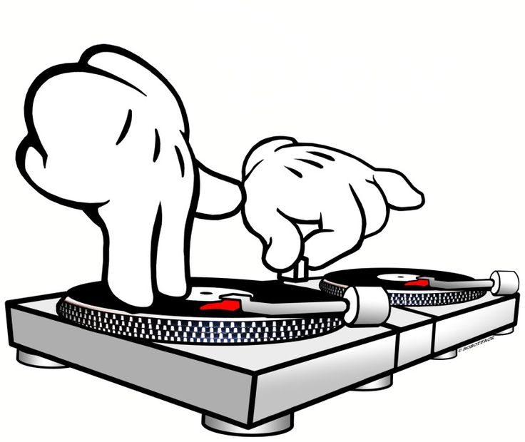 736x620 Dj Clipart Soundtrack