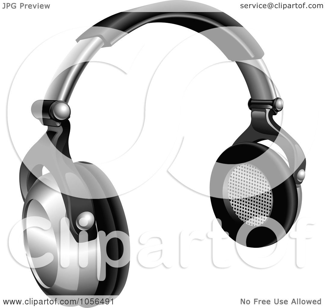 1080x1024 Royalty Free Vector Clip Art Illustration Of A 3d Pair Of Silver