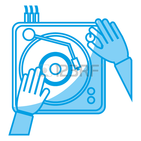 450x450 789 Turntable Vector Cliparts, Stock Vector And Royalty Free