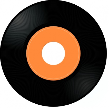425x425 Turntables Clipart