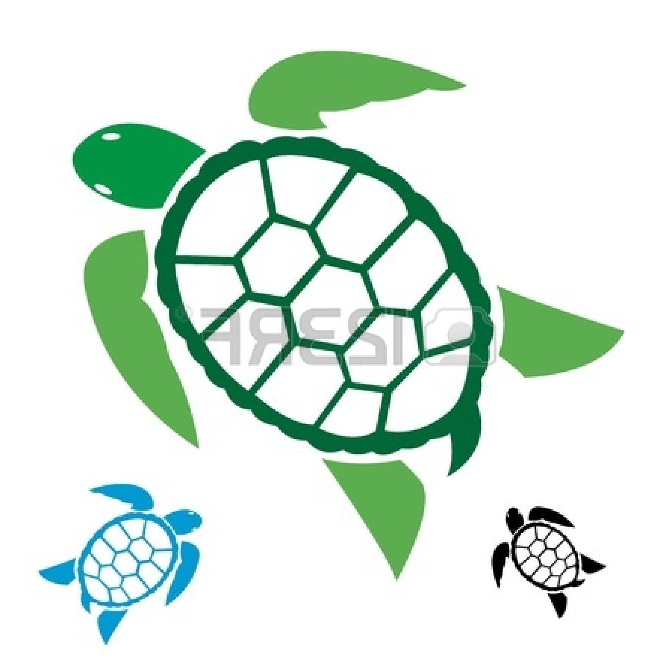 1350x1350 Top Sea Turtle Clipart Black And White Image Of An On Background Cdr