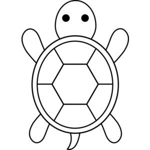 300x300 Turtles Clipart Black And White Clipart