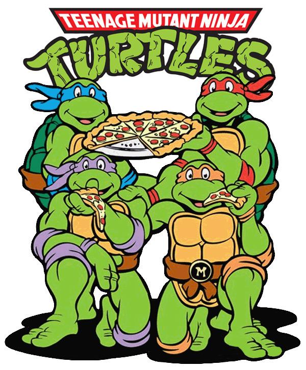 600x726 Junk Fed Teenage Mutant Ninja Turtles Said Knock You Out!
