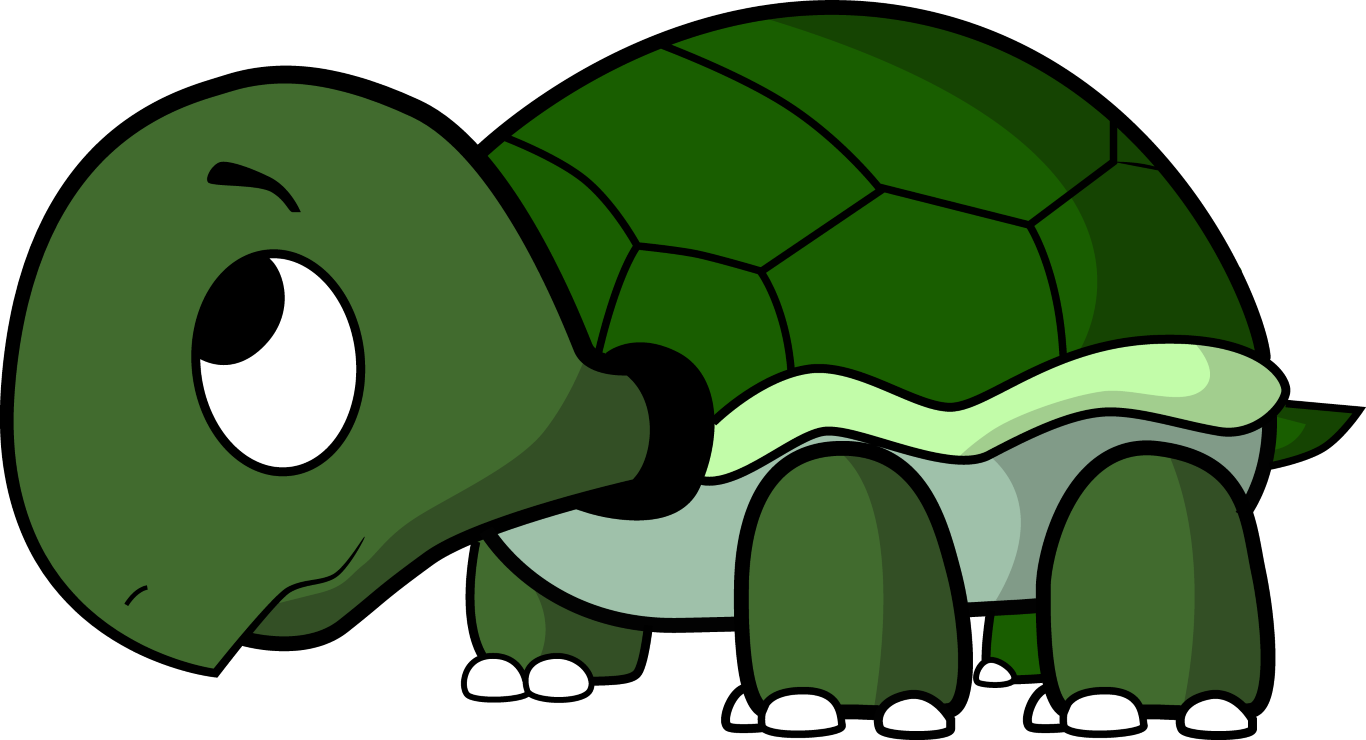 1366x740 Turtle Cartoons Pictures