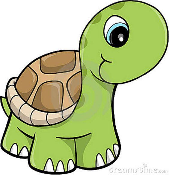 564x585 Turtle Clipart Tiny