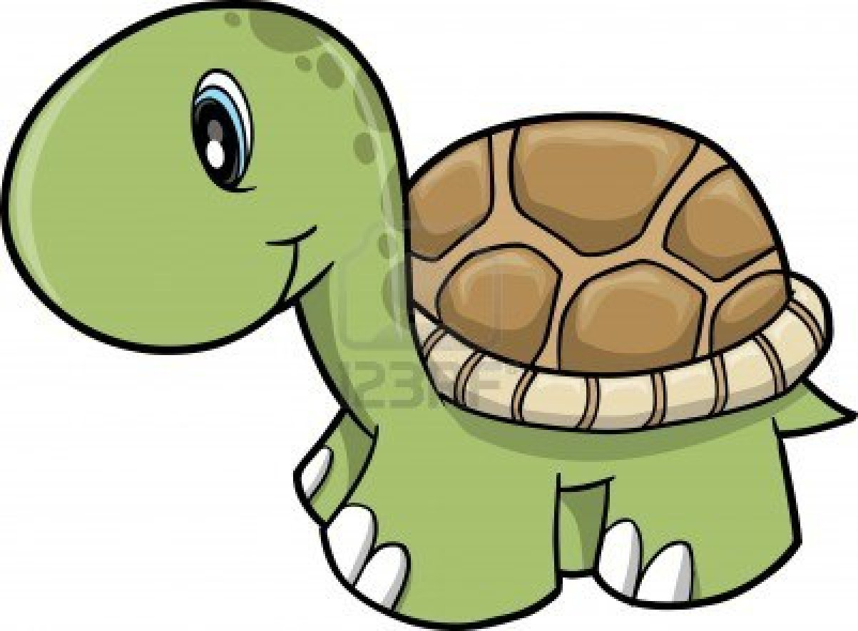 1203x885 Turtle Clipart Silly