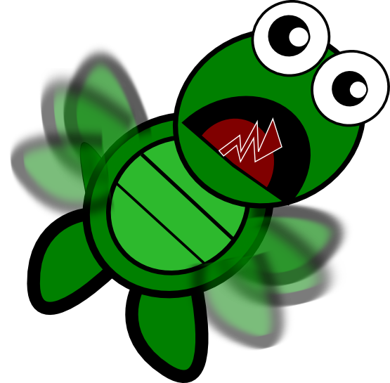 555x545 Turtle Free To Use Clip Art 2