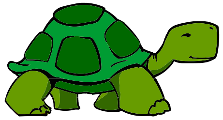 461x248 Walking Turtle Clip Art Clipart Panda