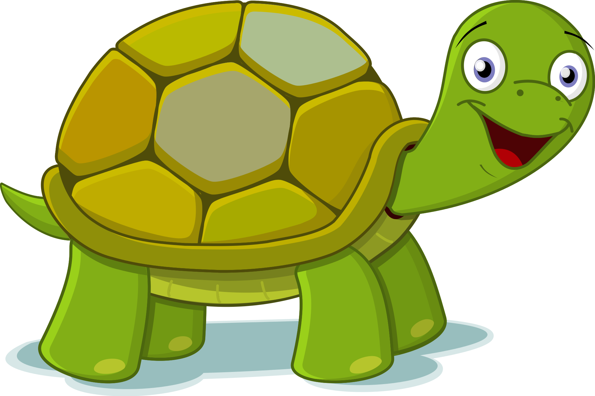 2000x1332 File Turtle Clip Art Svg Wikimediamons
