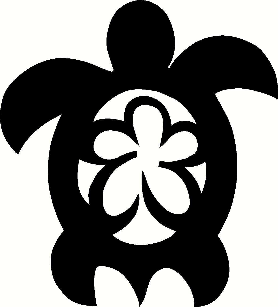 1180x1303 Best Hawaiian Turtle Clipart