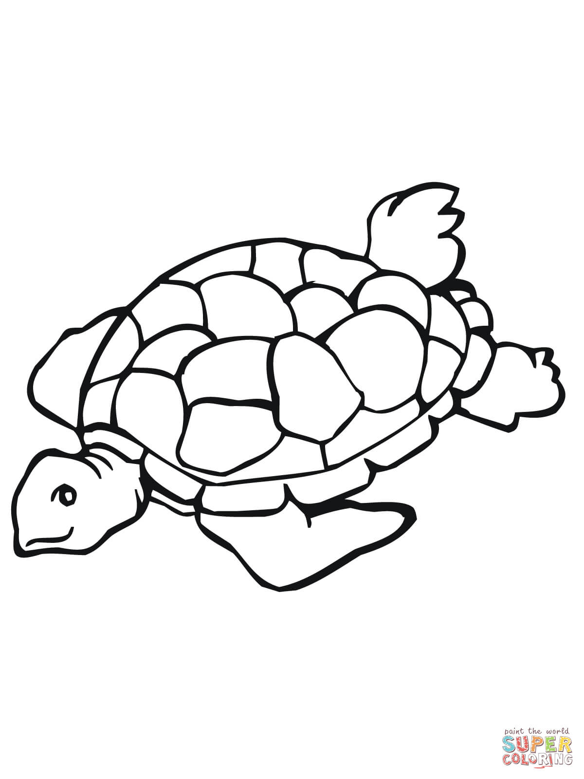 1200x1600 Sea Turtle Coloring Page Free Printable Coloring Pages