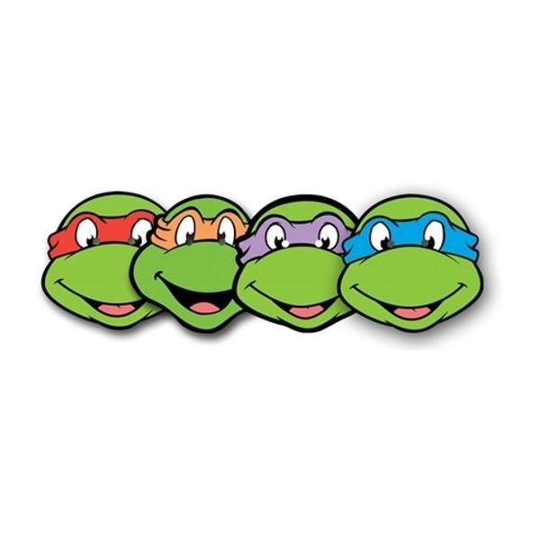 600x600 Ninja Turtles Clipart
