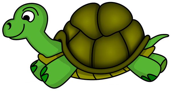 600x319 Turtle Clip Art