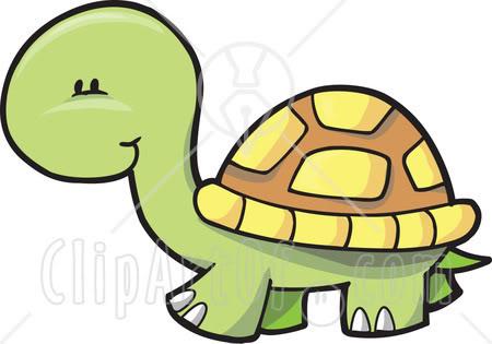 450x315 Clip Art Turtle