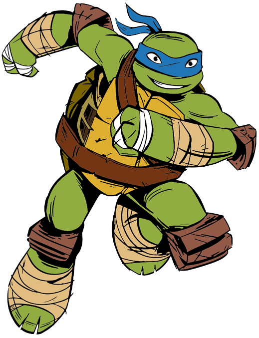 519x677 Teenage Mutant Ninja Turtles Clip Art Images
