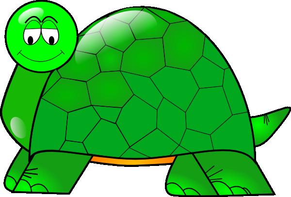 600x406 Turtle Clip Art