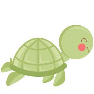 300x300 Turtle Clip Art
