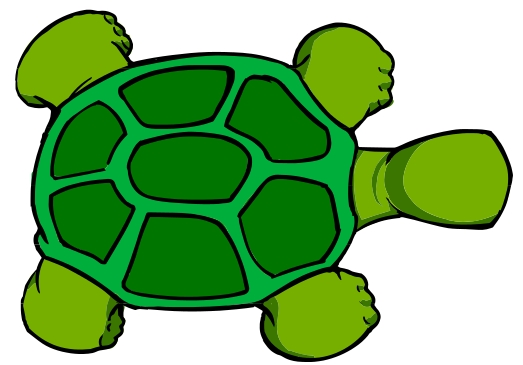 523x365 Free Turtle Clipart, 1 Page Of Public Domain Clip Art On Turtle