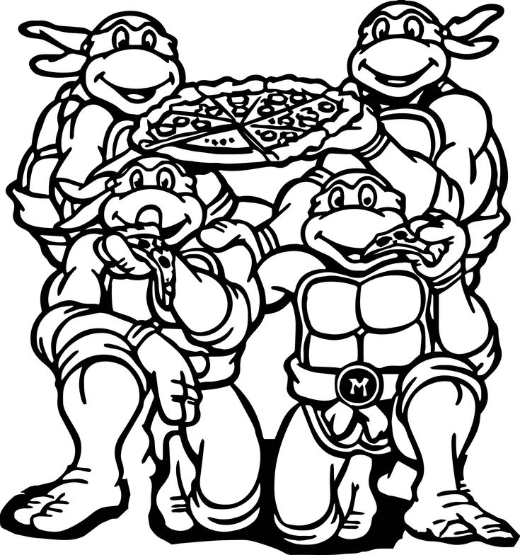 735x784 The Best Turtle Coloring Pages Ideas Kids