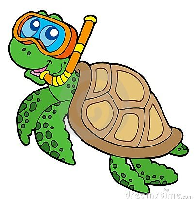 400x413 Cartoon Sea Turtle Clipart, Explore Pictures