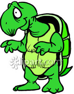 237x300 Cartoon Turtle